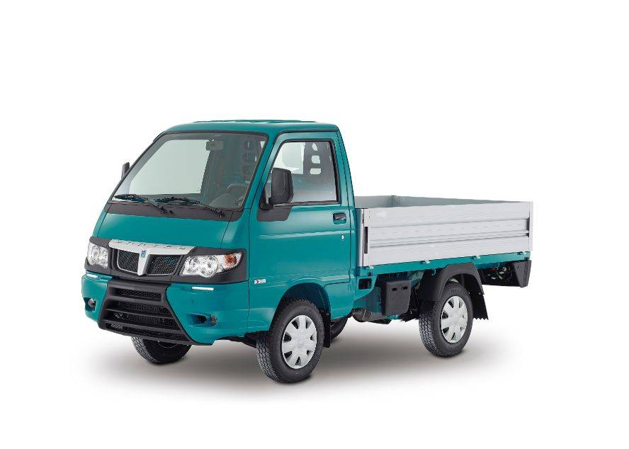 Porter, Pick-up von Piaggio